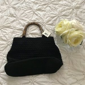 Liz Claiborne Crochet Purse